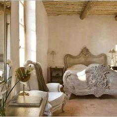 French style dream bedroom!