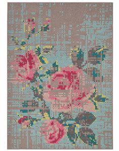 Preciosa colección de alfombras por Charlotte Lancelot