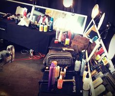 Backstage with Bb.Straight Blow Dry #bumble #hair #backstage #straight #blowdry