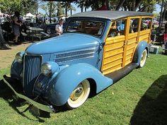 '36 Ford Woody Wagon