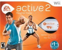 Wow...EA has workout interactive programs..A must try