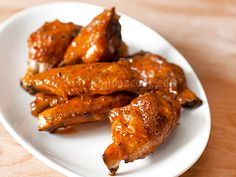 Hot & Spicy Buffalo Wings My favourite way of eating chicken wings has got to be these hot and spicy buffalo wings, named so as they were created in Buffalo, New York. They are really easy to pull off at home, thanks to the oven doing the baking. Traditionally, the chicken wings are deep-fried