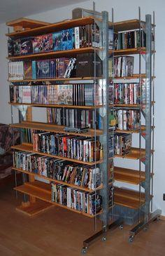 great cd/dvd storage
