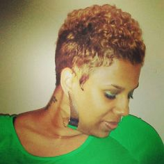 Love Tapered Afros! on Pinterest | Tapered Twa, Tapered Natural Hai ...