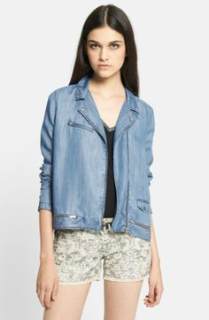 Your One-Stop Shopping Guide To Summer's Best Denim Jackets