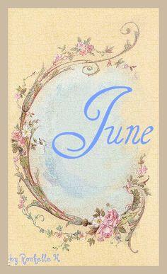 Baby Girl Name: June. Meaning: Born in June. Origin: Latin.