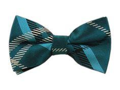 Gent Plaid - Teal (Bow Ties) - Gent Plaid - Teal (Bow Ties)