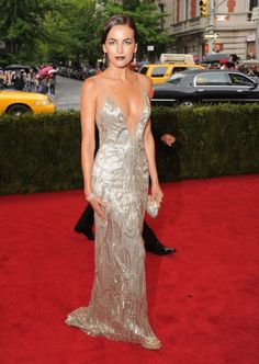Camilla Belle at the Met Ball