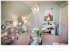 Katelyn James' Home Office