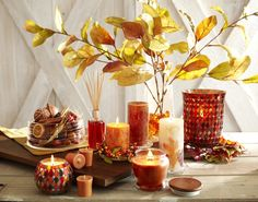 Pier 1 Spiced Cake Fragrance and Candle Collection