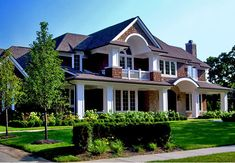 Exterior Bloomfield Hills Architecture   House Design - beautiful!