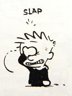 Calvin and Hobbes on Pinterest