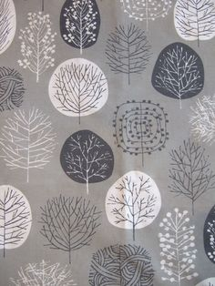 trees tea towel... eloise renouf