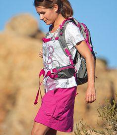 Take A Hike Skort from Title Nine