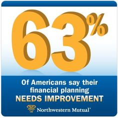 6 in 10 Americans admit their financial planning needs improvement. What keeps you from planning your financial future? http://u.nm.com/PlanningObstacles