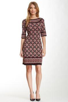 Nice looking dress.