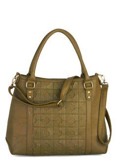 How Do You Bamboo? Bag | Mod Retro Vintage Bags | ModCloth.com