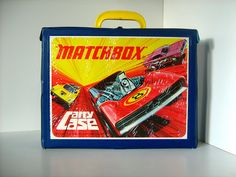 Early 70's Matchbox Toys Carry Case - 3 of 3 by Kelvin64, via Flickr