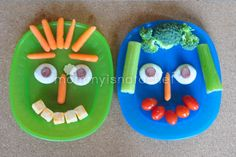 8 Fun, Healthy Snacks Kids Will Love! | This Chick Cooks
