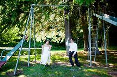 Read all about Brittani & Scott's feel-good wedding on Poptastic Bride (photos by Stephanie Haller)