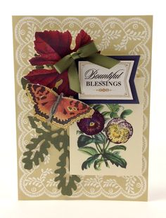 Anna Griffin All About Kindness Card Making Kit