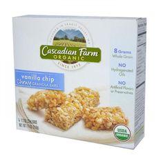 Cascadian Farm Chewy Granola Bars