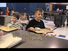 SAMPLE LESSON - PBIS Lunchroom Expectations