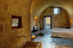 Le Grotte della Civita | Matera |