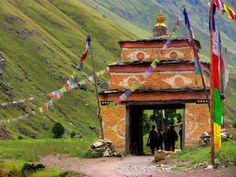 Gateway to Dunai, Dolpa, Nepal