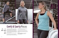 Yoga Sewing pattern - Ottobre