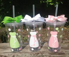 Cute bridesmaid gifts
