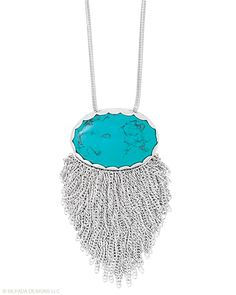 A wellspring of beauty! Stabilized #Turquoise, #Sterling #Silver #SilpadaStyle