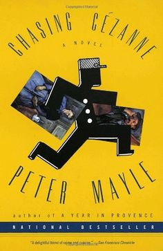 Chasing Cezanne: A Novel by Peter Mayle, http://www.amazon.com/dp/067978120X/ref=cm_sw_r_pi_dp_cx1aqb0P4QQPV