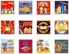 Música para bebés  y niños, Babies Go