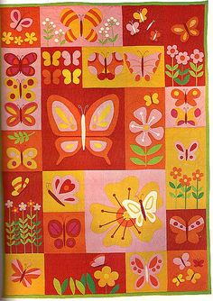 1982 'Better Home & Gardens Treasury of Needlecraft'-quilt | Flickr - Photo Sharing!