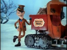 Special Delivery Kluger (Fred Astaire) - Santa Claus is Comin' to Town