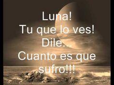 Ana Gabriel : Luna letra!!! (+afspeellijst)