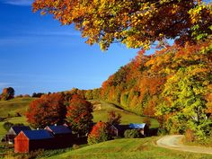 Woodstock, Vermont  Have always wanted to ho here