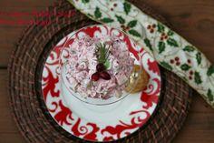Lightened Cranberry Waldorf Salad