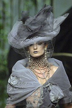 john galliano, costum, christians, christiandior, christian dior