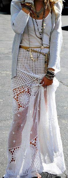 lace street style ♥✤   Keep the Glamour   BeStayBeautiful
