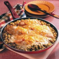 Chicken & Stuffing Cassorle