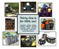 Thirty-One is for MEN, too!
