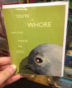 There's A Card For Everything