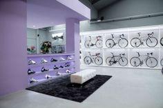 bicycles, boutiques, cleanses, shop interiors, bike shop, retail architecture, retail stores, place, barcelona spain