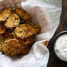 """No-Guilt Zesty Ranch Dip Recipe 