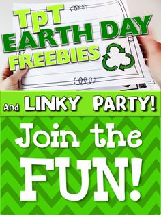 Find lots of TpT freebies to help your classroom go green this Earth Day!
