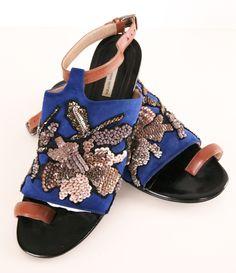 Dries Van Noten sandals. Fabulous.
