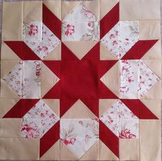 Romancing the Swoon Quilt Block