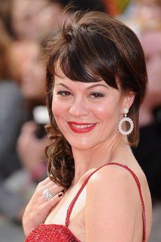 Helen McCrory plays Frankie
